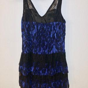 Guess Dresses - Guess blue cocktail mini dress